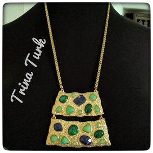NWT ~ TRINA TURK Statement Necklace